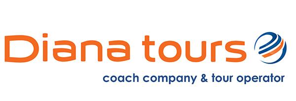 Diana Tours Logo
