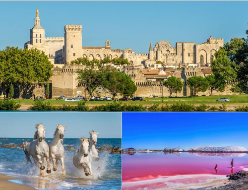 Weekend 22 e 23 giugno: CAMARGUE, AVIGNONE, ARLES e LES BAUX DE PROVENCE