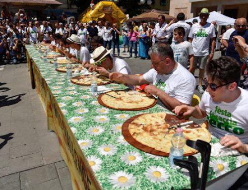 Domenica 24 maggio – FESTA DELLA FOCACCIA DI RECCO