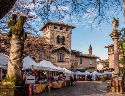 Domenica 6 dicembre: GRAZZANO VISCONTI Il Natale nel borgo medievale