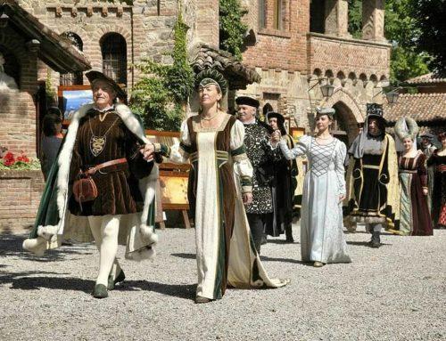 Domenica 30 maggio: CASTELL'ARQUATO E GRAZZANO VISCONTI